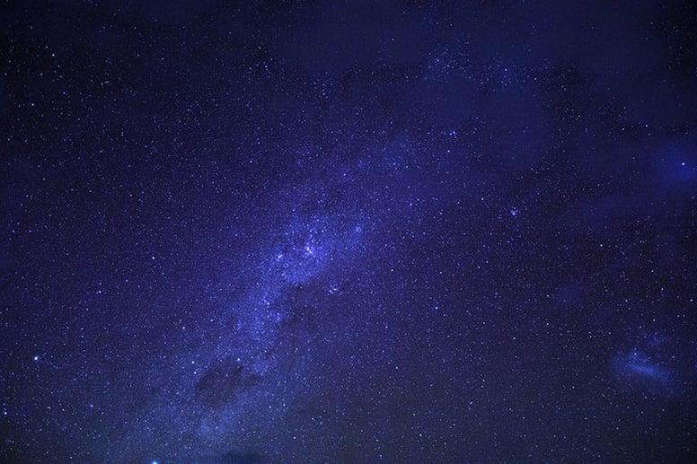 星空のイメージ