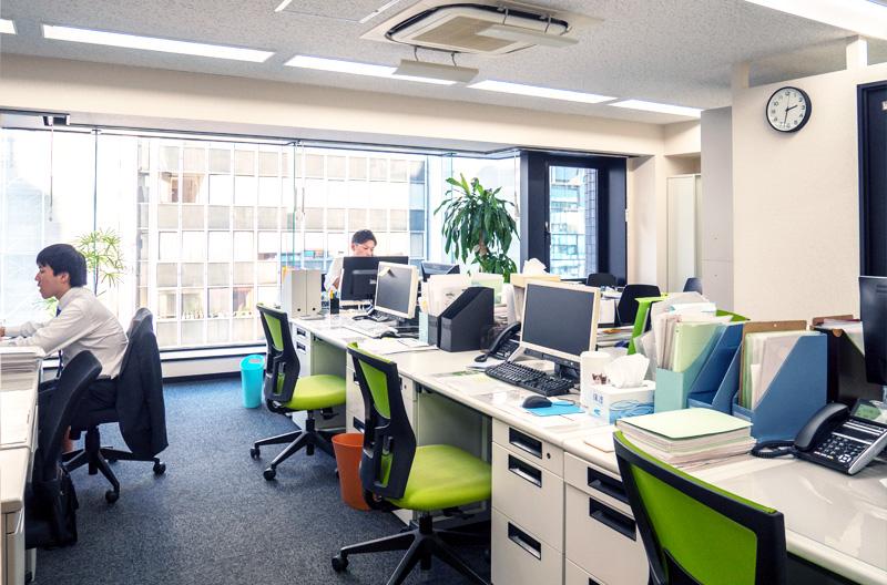 東京東支店|オフィス