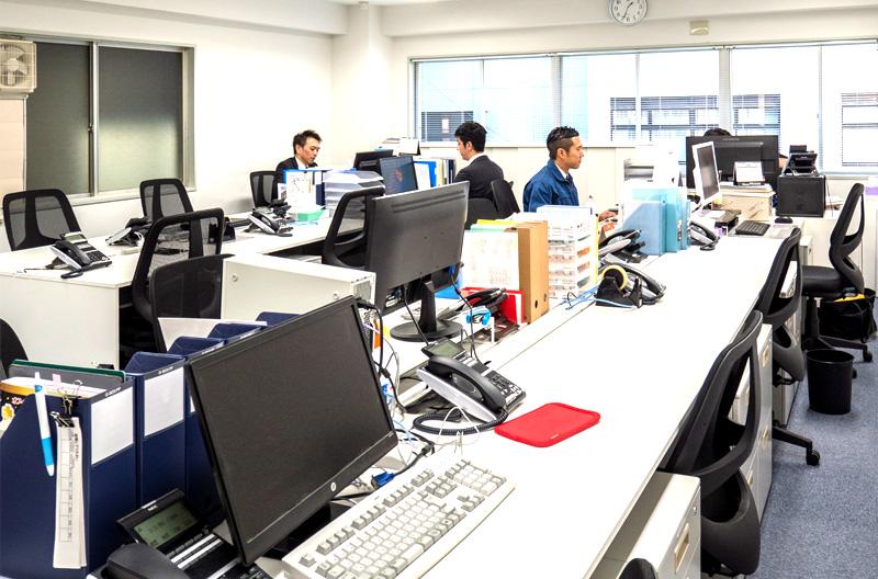 東京西支店|オフィス