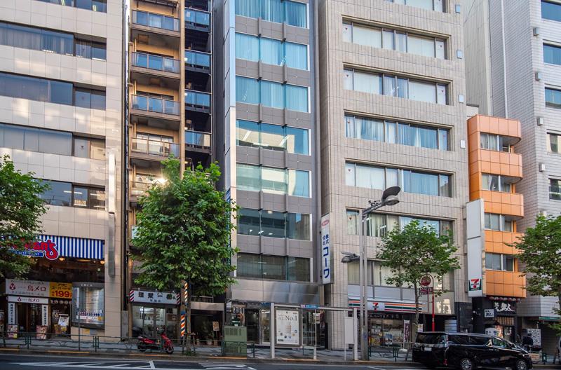 東京西支店|外観