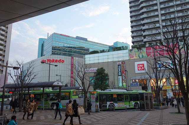 赤羽駅前(西口)