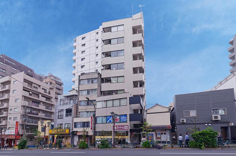 中古事務所ビル(駒込)