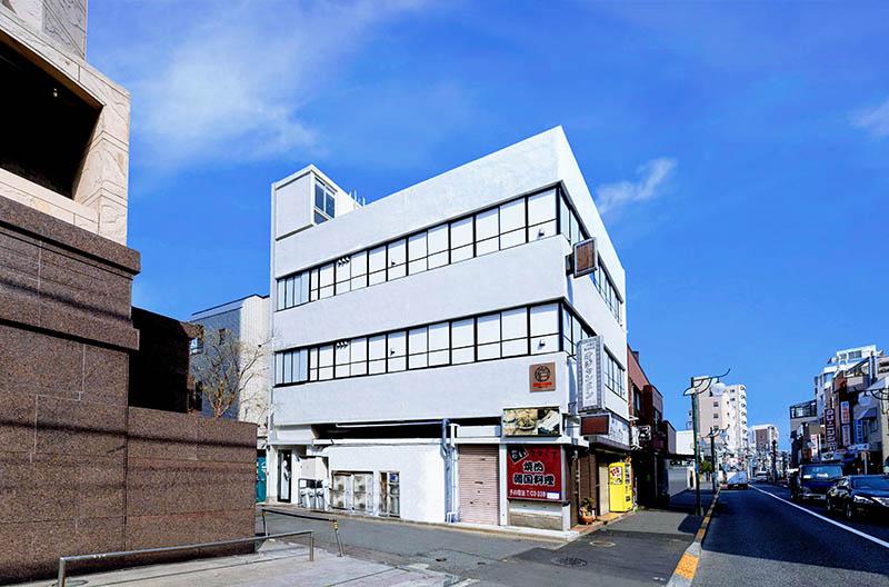 中古店舗ビル(新中野)
