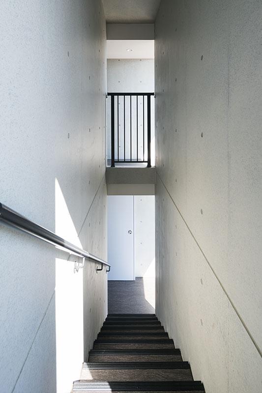 COCOCUBE矢口渡階段
