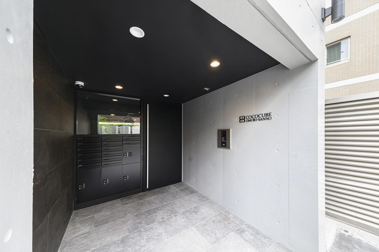 COCOCUBE大森山王外観2